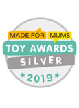 2019 Made for Mums Silver Web Trampoline