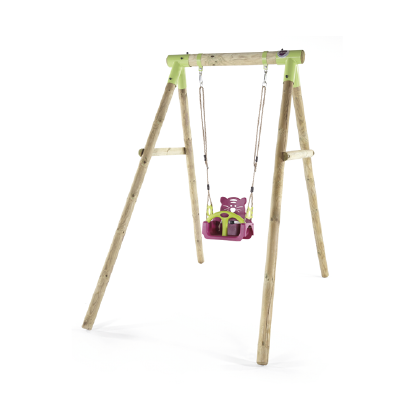 QUOLL WOODEN SWING SET