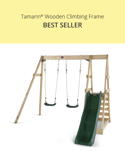 Our Top Seller - the Tamarin Swing Set
