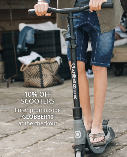 10% off Globber Scooters