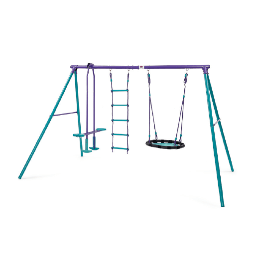 METAL MULTIPLAY SWING SET